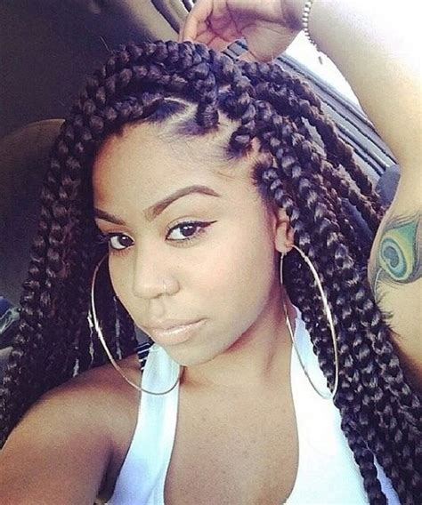 Black Braided Hairstyles For by 66 Of The Best Looking Black Braided Hairstyles For 2019