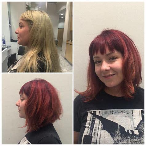 chic bob hairstyles  bangs hairstyles weekly