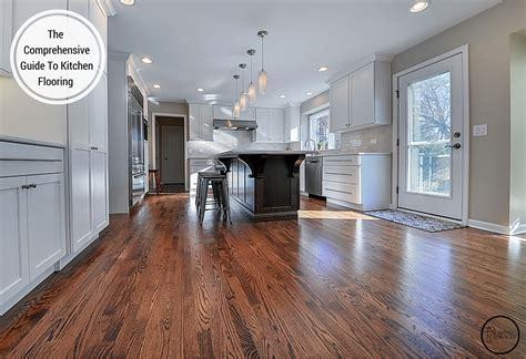 comprehensive guide  kitchen flooring options home remodeling contractors sebring