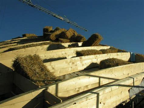 Stroh Als Dämmung by Sicher Mit Stroh Ged 228 Mmt Sanierung Eines Wohnhauses Aus
