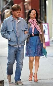Lucy Liu and Michael C. Hall Photos Photos - Lucy Liu and ...
