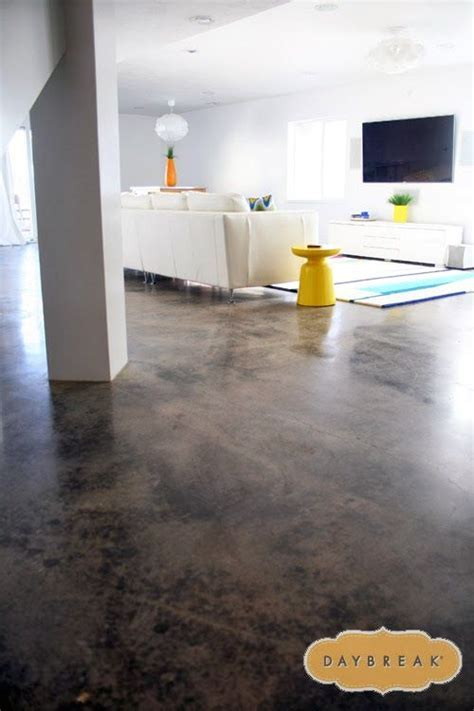 52 Cleaning Concrete Basement Floors, How To Basement