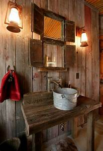 Holz Im Badezimmer : 23 fantastische rustikale badezimmer design ideen ~ Lizthompson.info Haus und Dekorationen