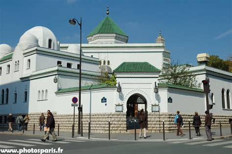 2bis place du puits de l'ermite 75005 paris. Profanation de la Grande Mosquée de Paris - Horreur et ...