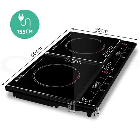 star chef electric induction cooktop portable kitchen cooker ceramic