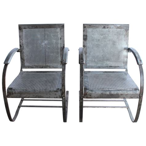 Garden Chairs For Sale by S American Metal Garden Lounge Chairs For Sale Sculptures