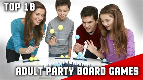 good  funny adult party board games