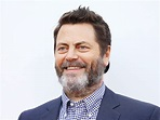Join Nick Offerman for Thanksgiving Dinner With His Family ...