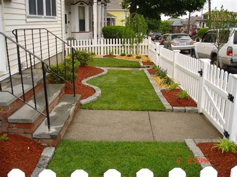 Before & After Photos Of Landscaping Services In Wakefield