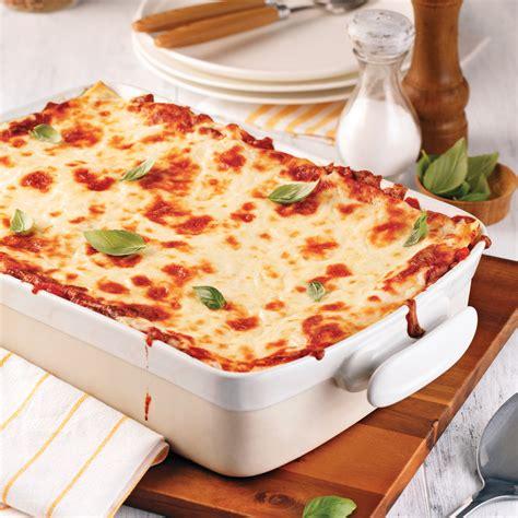 telematin recette de cuisine lasagne sauce bolognaise aux chignons recettes