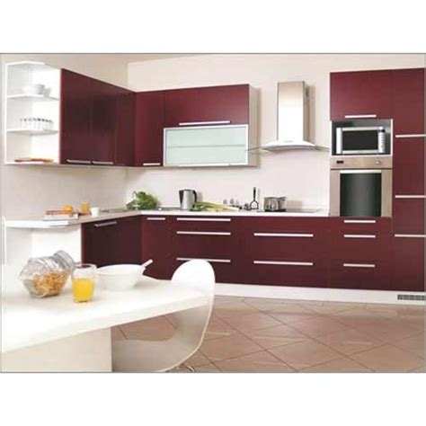 interior fittings for kitchen cupboards wooden residential modular stylish kitchen designing