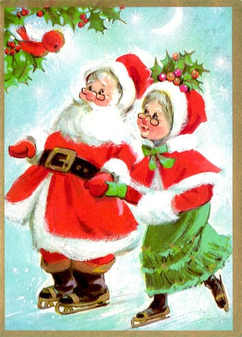 1000 images about mr mrs claus on pinterest vintage