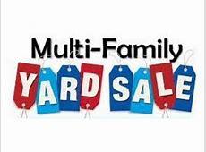 Large Multi Family Yard Sale! Saturday September 19th