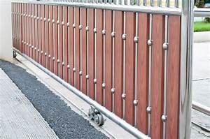 97e4ee657940df Faire Son Portail En Fer. comment fabriquer un portail en bois ...