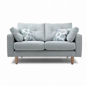 Canape tissu luxe idees de design d39interieur for Formation decorateur interieur avec canapé deux places cuir