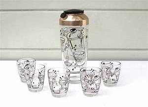 Vintage Cocktail Shaker Set | Shake It Up | Pinterest