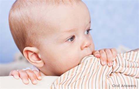 Does Teething Cause A Fever In Teething Babies Oral Answers
