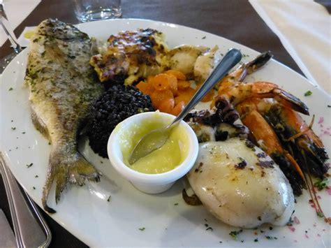 la cuisine de la mer martigues la plancha de la mer d 233 licieux plat du