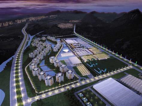 rio olympic park buildings brazil architects  architect