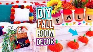 DIY ROOM DECOR! DIY Fall Room Decor! DIY Room Decorations ...