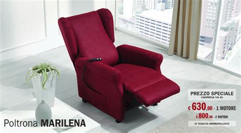 Poltrone Relax Poltrone Relax Orthomatic
