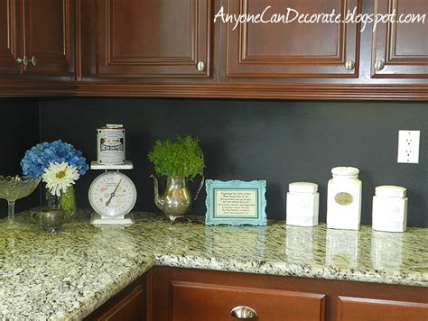 paint backsplash ideas hometalk my 10 kitchen chalkboard backsplash