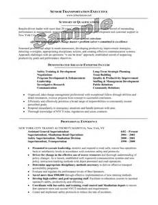 What Managers Look For In A Resume by Exle Resume Manager Resume Exle