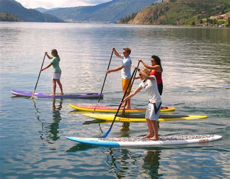 Sup Lake Havasu City California Usa