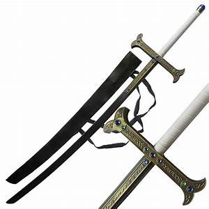 Yuro Black Sword Manga Anime One Piece Series Sword