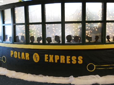 polar express door decorating ideas the cataract club formerly known as the musings of a