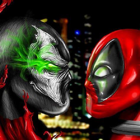 Vs Deadpool #spawn  D136014 Flickr
