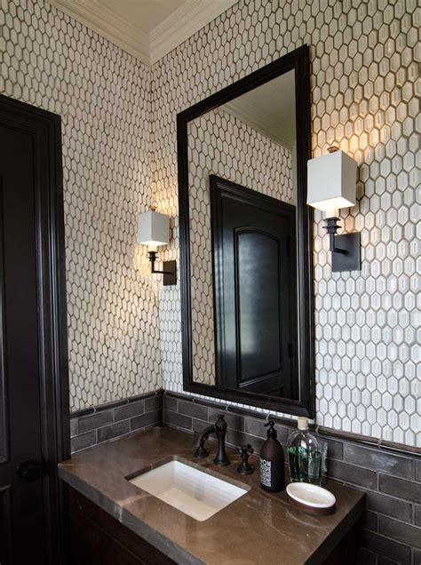 glass tile bathroom tile tuesday weekly tile inspiration