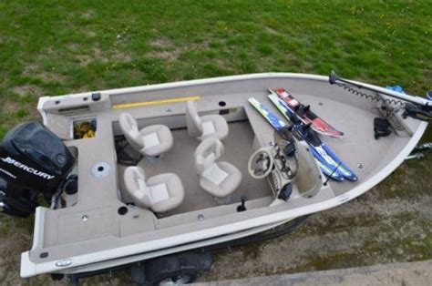 Used Fish And Ski Boats Minnesota by Boats For Sale In Minnesota Boats For Sale By Owner In
