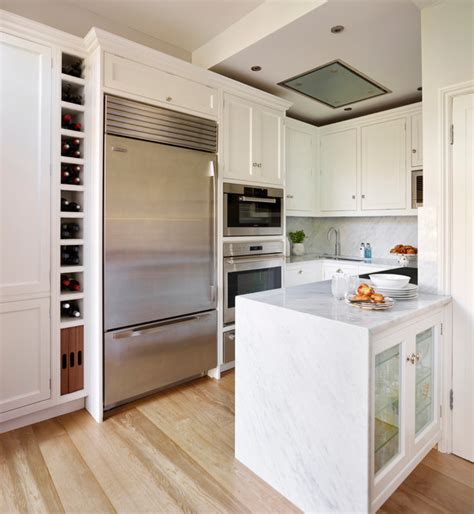 inspiring ideas  small corner kitchens