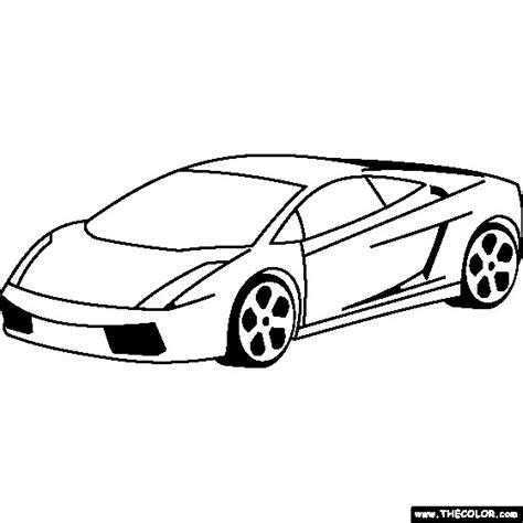 Kleurplaat Lamborghini Sesto Elemento by Coloriage Lamborghini Simple Dessin Gratuit 224 Imprimer
