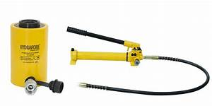 Hydraulic Hand Pump With Single