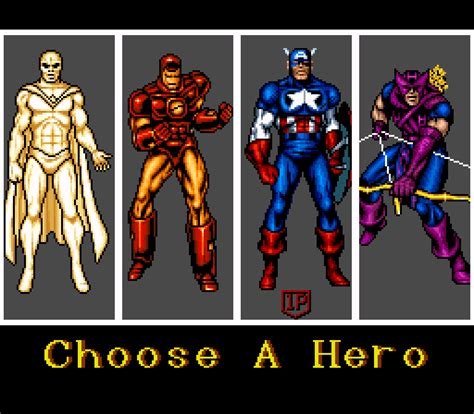 Captain America And The Avengers Download Game Gamefabrique