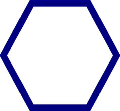 image blue hexagon download free hd wallpapers