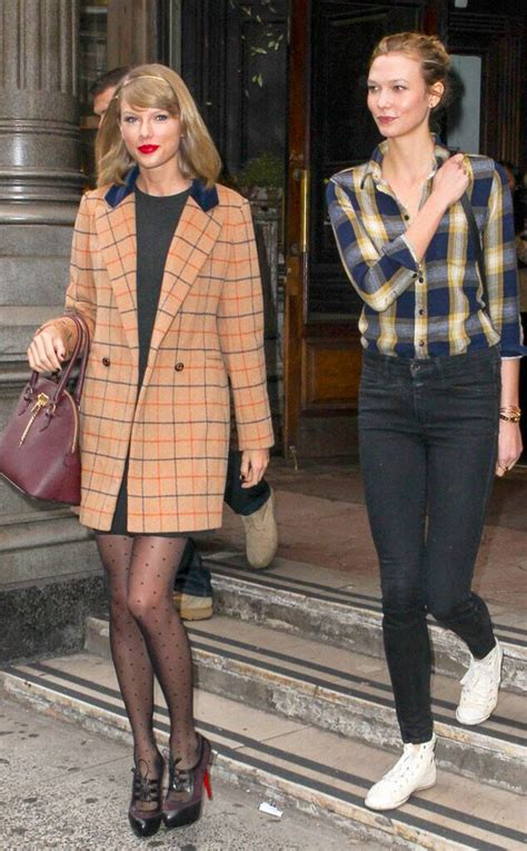 Taylor Swift Karlie Kloss From Style Tips Can Learn