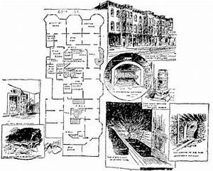 13 houses with secret passageways mental floss for Hidden passageways floor plan