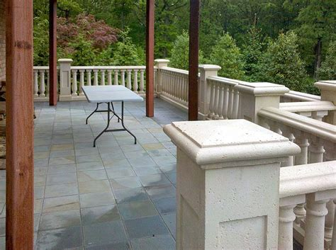 17 best images about concrete railings balustrade system