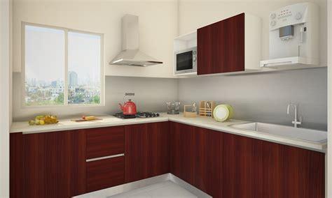 small corner cabinet buy l shaped kitchen in india livspace com