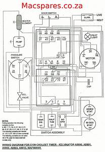 Ifb Washing Machine Wiring Diagram