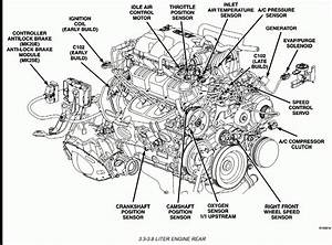 1999 Dodge Caravan Engine Diagram