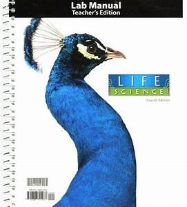 Bob Jones Bju Life Science Lab Manual Teacher U0026 39 S Guide 4th