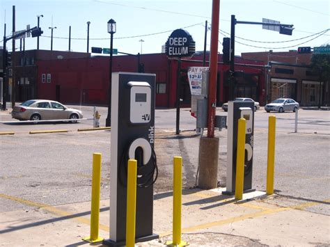 ecotality blink commercial charging network launches