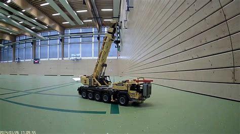lego technic schwerlastkran lego technic 42009 rc mobiler schwerlastkran