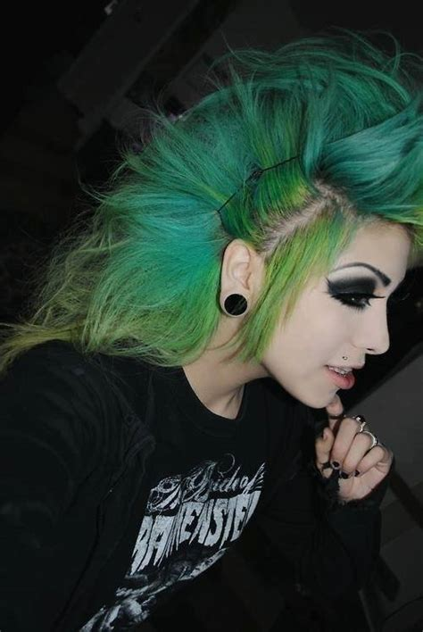 cool hairstyles on tumblr