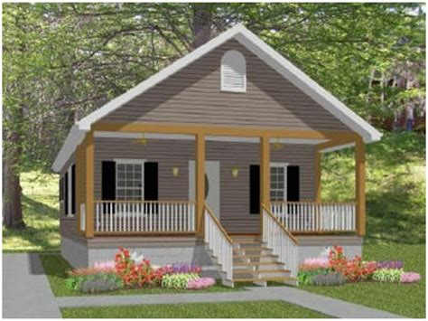 Small Cottage House Plans With Porches  2018 House Plans