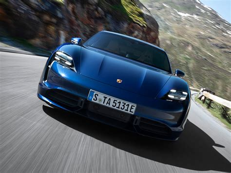 Fully Electric Sports Car by The 14 Coolest Features In The Porsche Taycan The Company